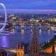 تحوي العاصمة البريطانية لندن أشهر وكالات التصنيف الائتماني منها إس آند بي جلوبال
